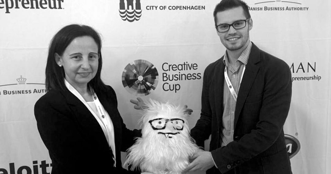 Cuicui en la Creative Business Cup